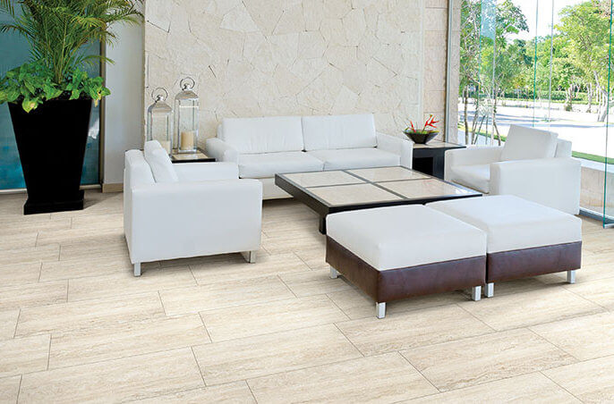Forum Cappuccino | Byrd Tile Living Areas