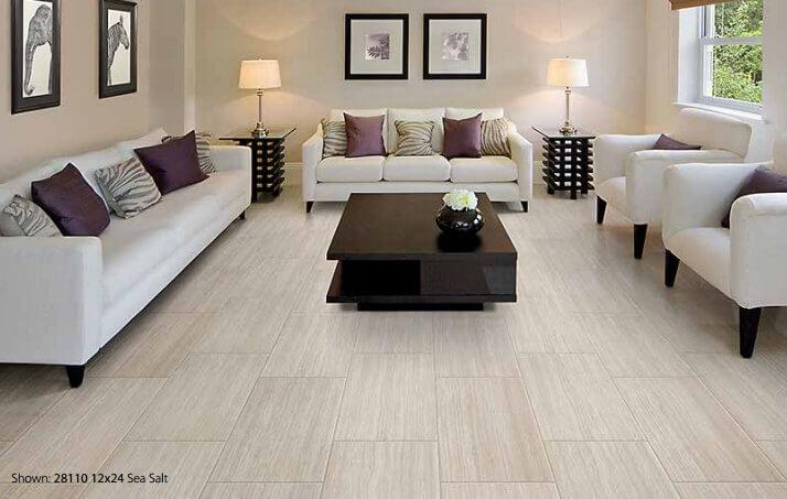 Sea Salt | Byrd Tile Living Areas