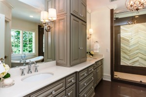 Marble Systems Helsinki | Byrd Tile Bathrooms