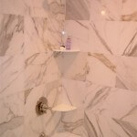 Calacatta Marble | Byrd Tile Bathrooms