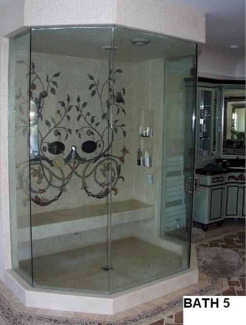 Galleria Mosaic | Byrd Tile Bathrooms