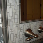 Studio Moderne Fret Work | Byrd Tile Bathrooms