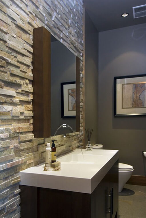 Ledgerstone | Byrd Tile Bathrooms