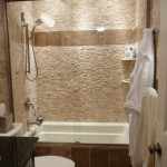 Split Face Marble 1x2 | Byrd Tile Bathrooms