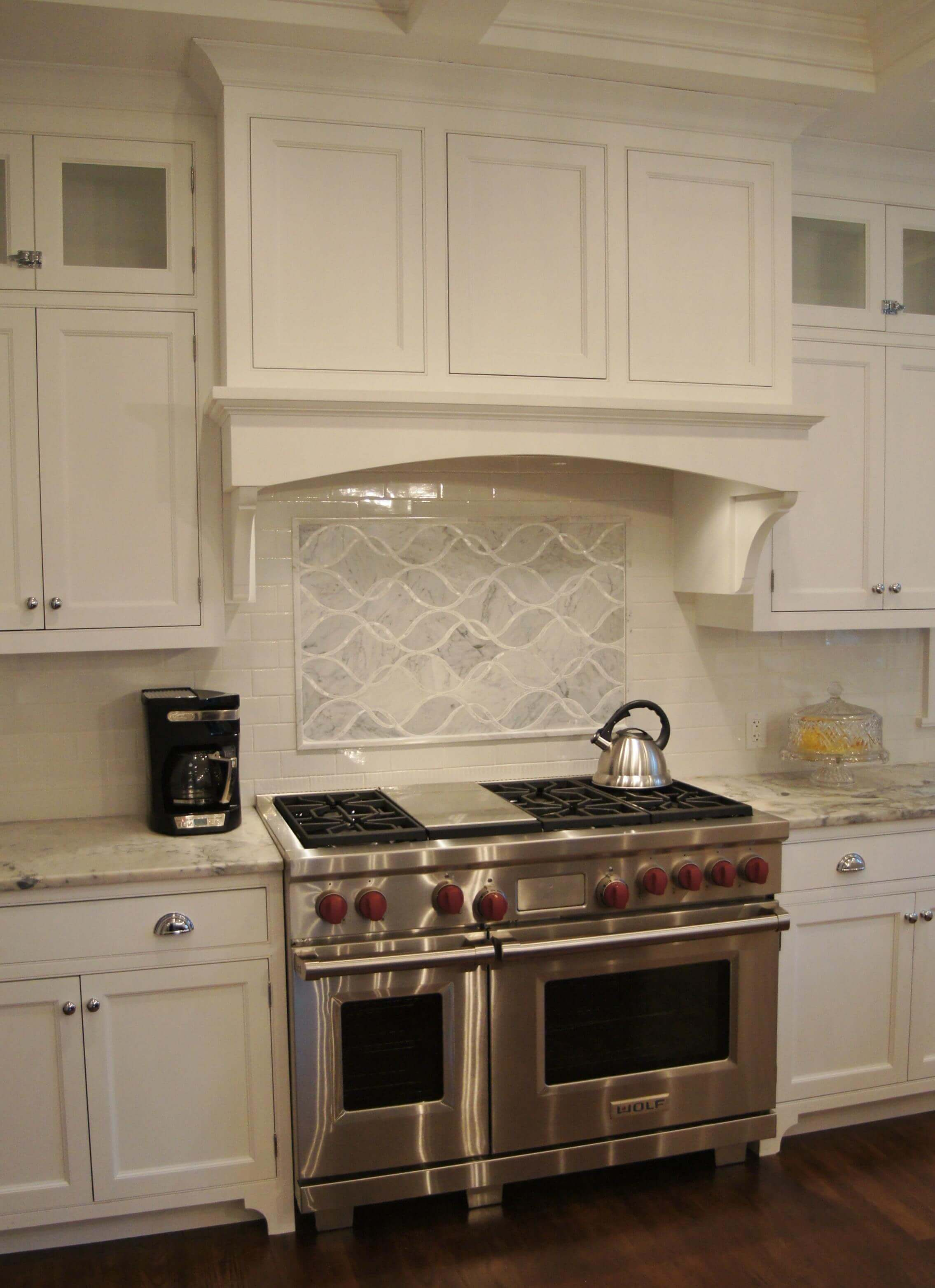 Claridges Byrd Tile Kitchens