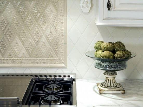 Sonoma Byrd Tile Kitchens