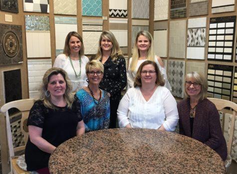 Byrd Tile Distributors team in Raleigh, NC 2017