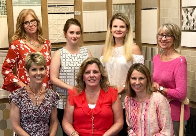 Byrd Tile Raleigh Showroom Team
