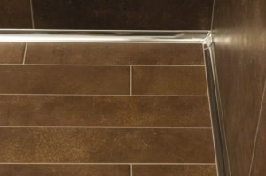 Why Metal Trim Using Schluter Strips Instead Bullnose And Floor Byrd Tile